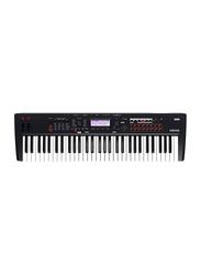 Korg Kross2-61Kross 2 Synthesizer Workstation Keyboard, 61 Keys, Black