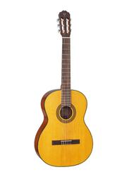 Takamine GC3 Nat Classic Guitar, Rosewood Fingerboard, Natural Beige