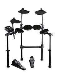Medeli DD401 Electronic Drum Set, Black