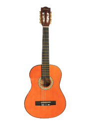 Passion CG30 Classical Guitar, Plywood Maple Fingerboard, Mustard