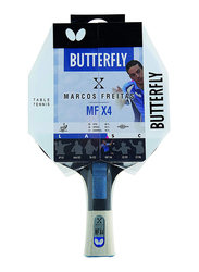 Butterfly Marcos Freitas Table Tennis Racket, MFX4 85083, 19 Inch, Multicolour