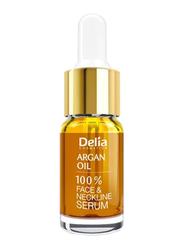 Delia Regenerating Face and Neckline Serum with Argan Oil, 10ml