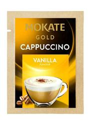 Mokate Gold Cappuccino Vanilla Flavor Coffee, 100g