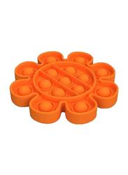 Xiuwoo Flower Push Pop Bubble Sensory Fidget Toy
