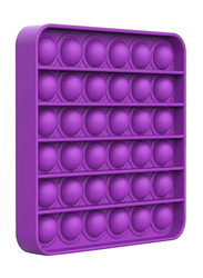 Xiuwoo Square Push Pop Bubble Sensory Fidget Toy