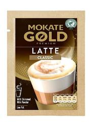 Mokate Gold Premium Latte Classic Coffee, 14g