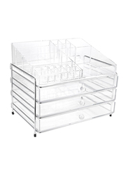 Vague Cosmetic Organizer, Clear