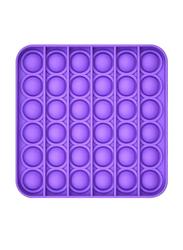XiuWoo Square Shape Push Pop Bubble Sensory Fidget Toy