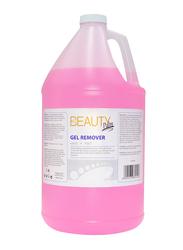 Beauty Palm Gel Nail Polish Remover, 128oz, Pink