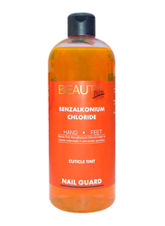 Beauty Palm Benzalkonium Nail Guard, 750ml, Orange