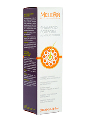Migliorin Forfora Anti-Dandruff Shampoo with Golden Millet for All Hair Types, 200ml