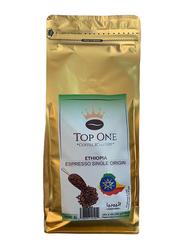 Top One Specialty Espresso Single Origin Ethiopia Coffee Beans, 1 Kg