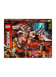 Lego 71718 Wu's Battle Dragon Model Building Set, 321 Pieces, Ages 7+