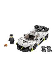 Lego 76900 Koenigsegg Jesko, 280 Pieces, Ages 7+