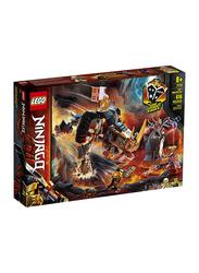 Lego 71719 Zane's Mino Creature Model Building Set, 616 Pieces, Ages 8+