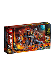 Lego 71717 Journey to the Skull Dungeons Model Building Set, 401 Pieces, Ages 7+