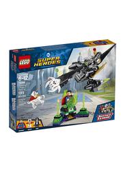 Lego 76096 Superman & Krypto Team-Up Model Building Set, 199 Pieces, Ages 6+