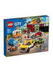 Lego 60258 Tuning Workshop Model Building Set, 897 Pieces, Ages 5+