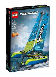 Lego 42105 Catamaran Model Building Set, 404 Pieces, Ages 8+