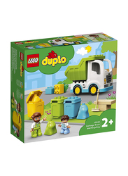 Lego 10945 Garbage Truck and Recycling, 91 Pieces, Ages 2+