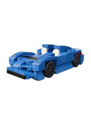 Lego 30343 McLaren Elva, Ages 6+