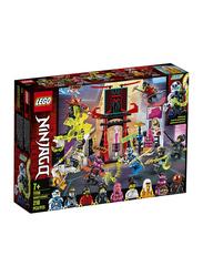 Lego 71708 Gamer's Market Model Building Set, 218 Pieces, Ages 7+