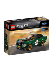Lego 75884 1968 Ford Mustang Fastback Model Building Set, 183 Pieces, Ages 7+