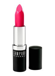 Sampure Minerals Matte Lipstick, 4gm, Canyon Rose, Pink