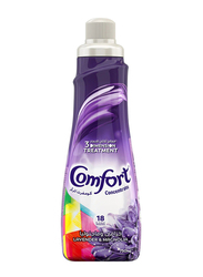 Comfort Lavender & Magnolia Concentrate Fabric Softener, 750ml