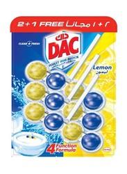 DAC TC Rimblock Power Active Lemon, 3 Pieces x 50g