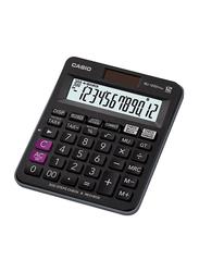 Casio 12-Digit Business Calculator, MJ-120D Plus, Black