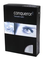 Conqueror High White Wove Paper, 500 Sheets, 100 GSM, A4 Size, White