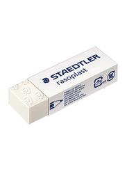 Staedtler Medium Rasoplast Eraser, White