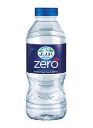 Al Ain Zero Shrink Sodium Free Bottled Drinking Water, 330ml