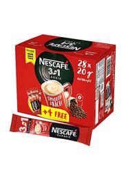 Nescafe 3 In 1 Classic Coffee, 28 Sachet x 20g