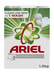 Ariel Original Scent Laundry Powder Detergent, 1.5 Kg
