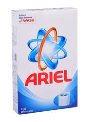 Ariel Semi Automatic Detergent White Powder, 1.5 kg