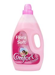 Comfort Flora Soft Fabric Softener, 3 Liter