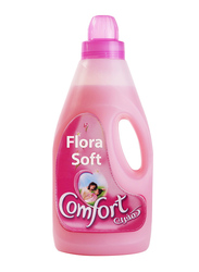Comfort Flora Soft Fabric Softener, Pink, 2 Liter