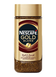 Nescafe Gold Rich & Smooth Blend Instant Coffee, 100g
