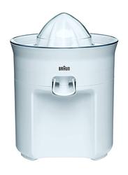 Braun CJ3050 Citrus Press Electric Juicer, 60W, White