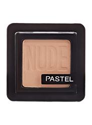Pastel Makeup Single Eyeshadow Nude Shades, 3g, No.73 Fungi, Beige
