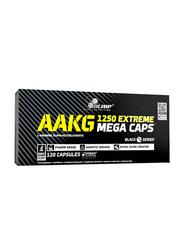 Olimp AAKG 1250 Extreme Mega Caps, 120 Capsules, Regular