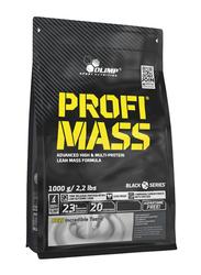 Olimp Profi Mass Powder, 1000g, Vanilla