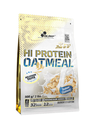 Olimp Hi Protein Oatmeal In Powder, 900g, Chocolate