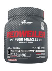 Olimp Redweiler Protein Powder, 480g, Orange