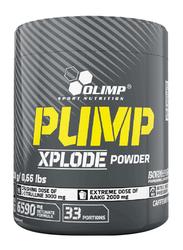 Olimp Pump Xplode Protein Powder, 300g, Fruit Punch