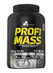 Olimp Profi Mass Powder, 2500g, Strawberry