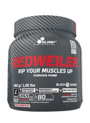 Olimp Redweiler Protein Powder, 480g, Blueberry Madness