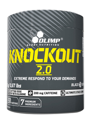 Olimp Knockout 2.0 Protein Powder, 305g, Pear Attack